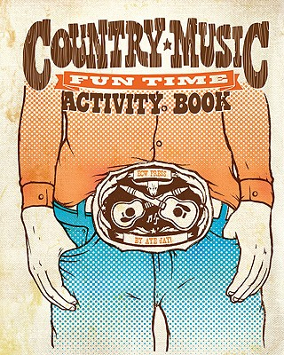 The Country Music Fun Time Activity Book By Jay, Aye
